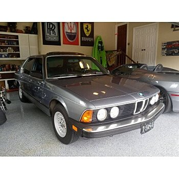 1984 BMW 733i for sale 101387249