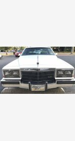 1984 Cadillac De Ville for sale 101066339