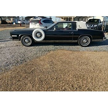 1984 Cadillac Eldorado for sale 100950777
