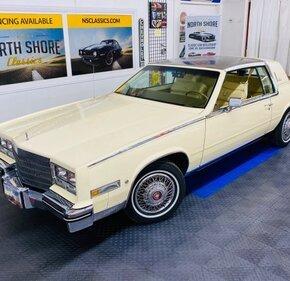 1984 Cadillac Eldorado Coupe for sale 101307345