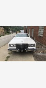 1984 Cadillac Eldorado Coupe for sale 101380700