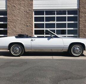 1984 Cadillac Eldorado Biarritz Convertible for sale 101393848