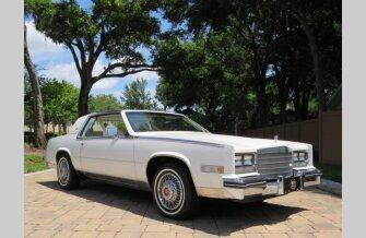 1984 Cadillac Eldorado Biarritz for sale 101499520