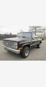 1984 Chevrolet C/K Truck 4x4 Regular Cab 1500 for sale 101073061