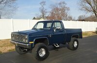 1984 Chevrolet C/K Truck 4x4 Regular Cab 1500 for sale 101146893