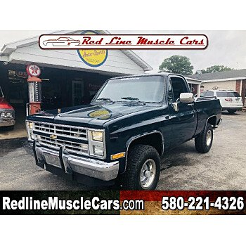 1984 Chevrolet C/K Truck 4x4 Regular Cab 1500 for sale 101151781