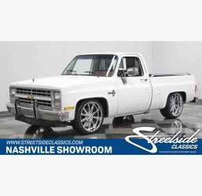 1984 Chevrolet C/K Truck Silverado for sale 101343018
