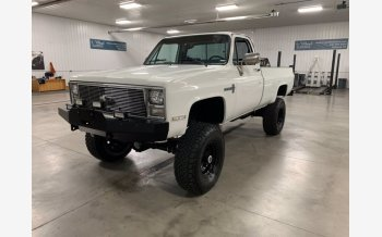 1984 Chevrolet C/K Truck for sale 101363987