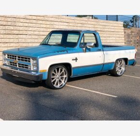 1984 Chevrolet C/K Truck Silverado for sale 101376033