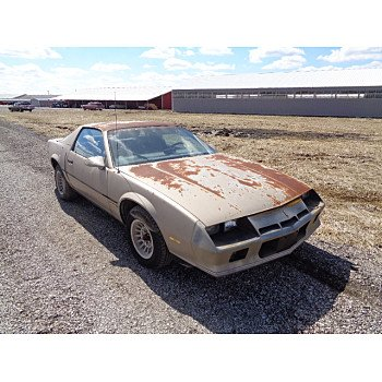 1984 Chevrolet Camaro for sale 100748402