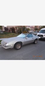1984 Chevrolet Camaro Berlinetta Coupe for sale 100834843