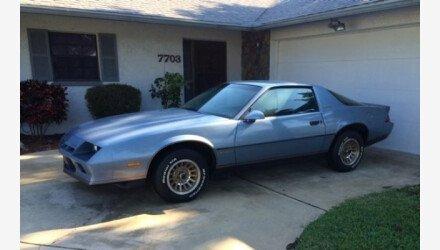 1984 Chevrolet Camaro for sale 101279741