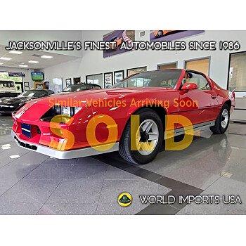 1984 Chevrolet Camaro for sale 101534065