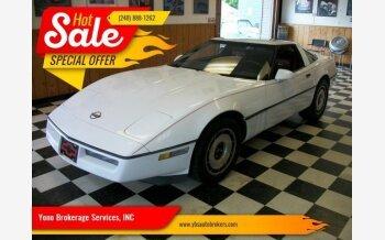 1984 Chevrolet Corvette for sale 101234506