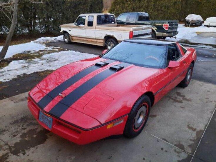 1984 Chevrolet Corvette for sale 101587577