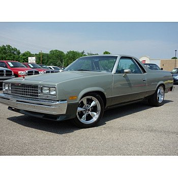 1984 Chevrolet El Camino V8 for sale 100992461