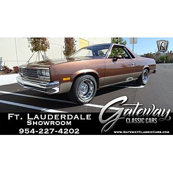 1984 Chevrolet El Camino V8 for sale 101100256