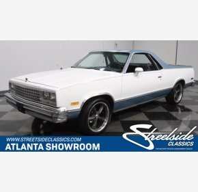 1984 Chevrolet El Camino for sale 101420037