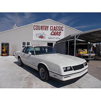 1984 Chevrolet Monte Carlo for sale 100794069
