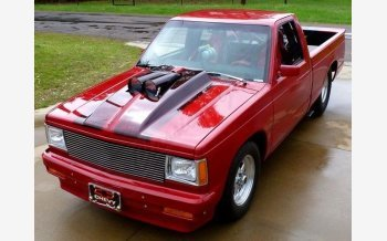 1984 Chevrolet S10 Pickup 2WD Regular Cab for sale 100831459