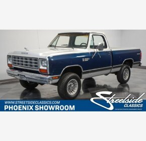 1984 Dodge D/W Truck for sale 101316544