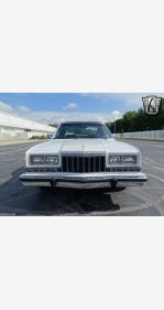 1984 Dodge Diplomat Salon Sedan for sale 101159009