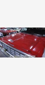 1984 Dodge Ramcharger AW 100 4WD for sale 100991732