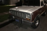 1984 Dodge Ramcharger AW 100 4WD for sale 101110649