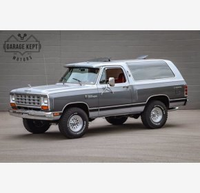 1984 Dodge Ramcharger for sale 101333687
