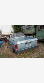 1984 Dodge Rampage for sale 100993399