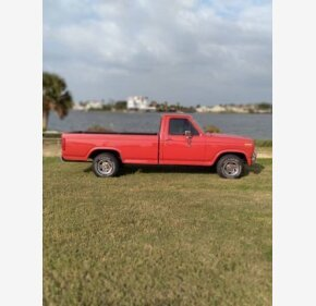 1984 Ford F150 for sale 101392345