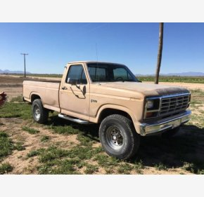 1984 Ford F250 for sale 101138651