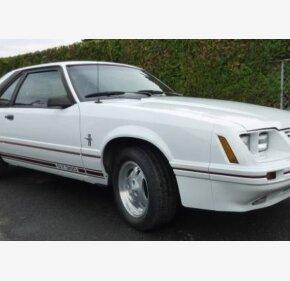 1984 Ford Mustang L Hatchback for sale 101057367
