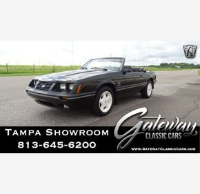 1984 Ford Mustang GLX V8 Convertible for sale 101185388