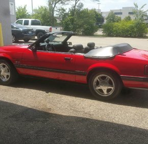 1984 Ford Mustang GLX V8 Convertible for sale 101198290