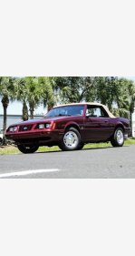 1984 Ford Mustang for sale 101320265