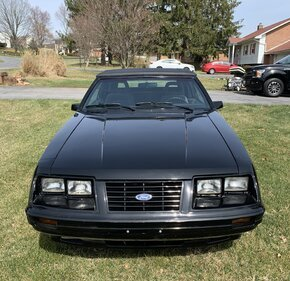 1984 Ford Mustang Convertible for sale 101351302