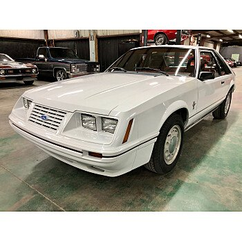 1984 Ford Mustang L Hatchback for sale 101392049