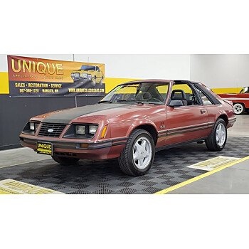 1984 Ford Mustang for sale 101399858