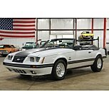1984 Ford Mustang for sale 101528956