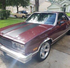 1984 GMC Caballero for sale 101307346