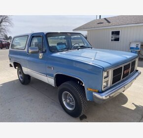 1984 GMC Jimmy 4WD for sale 101485303