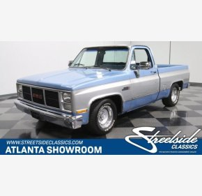 1984 GMC Sierra 1500 2WD Regular Cab for sale 101090063