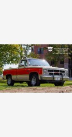 1984 GMC Sierra 1500 2WD Regular Cab for sale 101371873