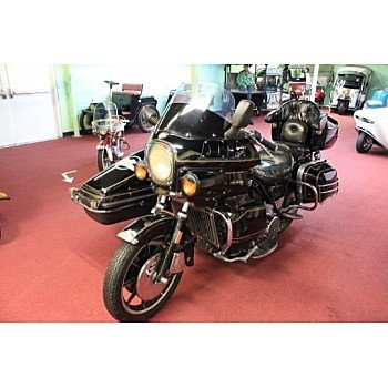 1984 Harley-Davidson Touring for sale 200712639