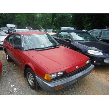 1984 Honda Accord Hatchback for sale 100291894