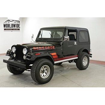 1984 Jeep CJ 7 for sale 101244285