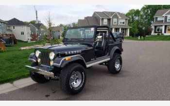1984 Jeep CJ 7 for sale 101330250