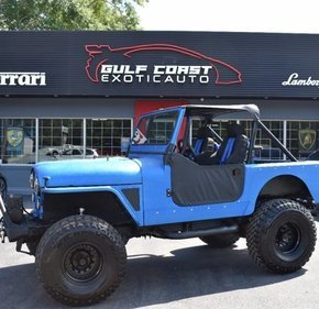 1984 Jeep CJ for sale 101380229