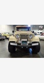 1984 Jeep CJ 7 for sale 101418087